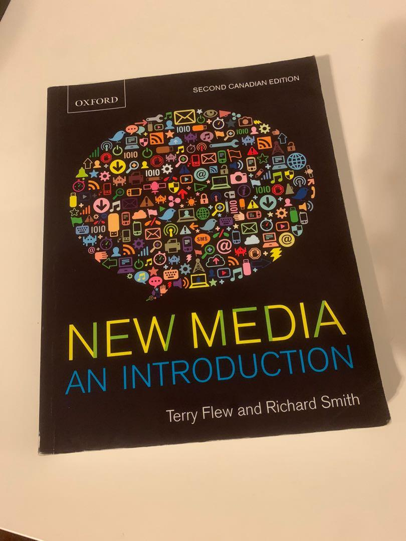 CCT109 NEW MEDIA AN INTRODUCTION