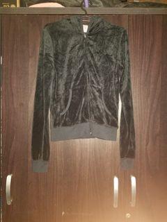 Juicy Couture black hoodie