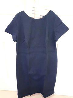 Mididress blouse bigsize