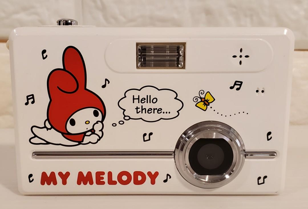👉MY MELODY相機👈