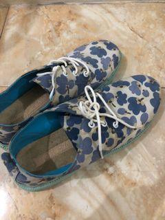 Platform Shoes Nokha  / Sepatu Loafers / Docmart  Wanita