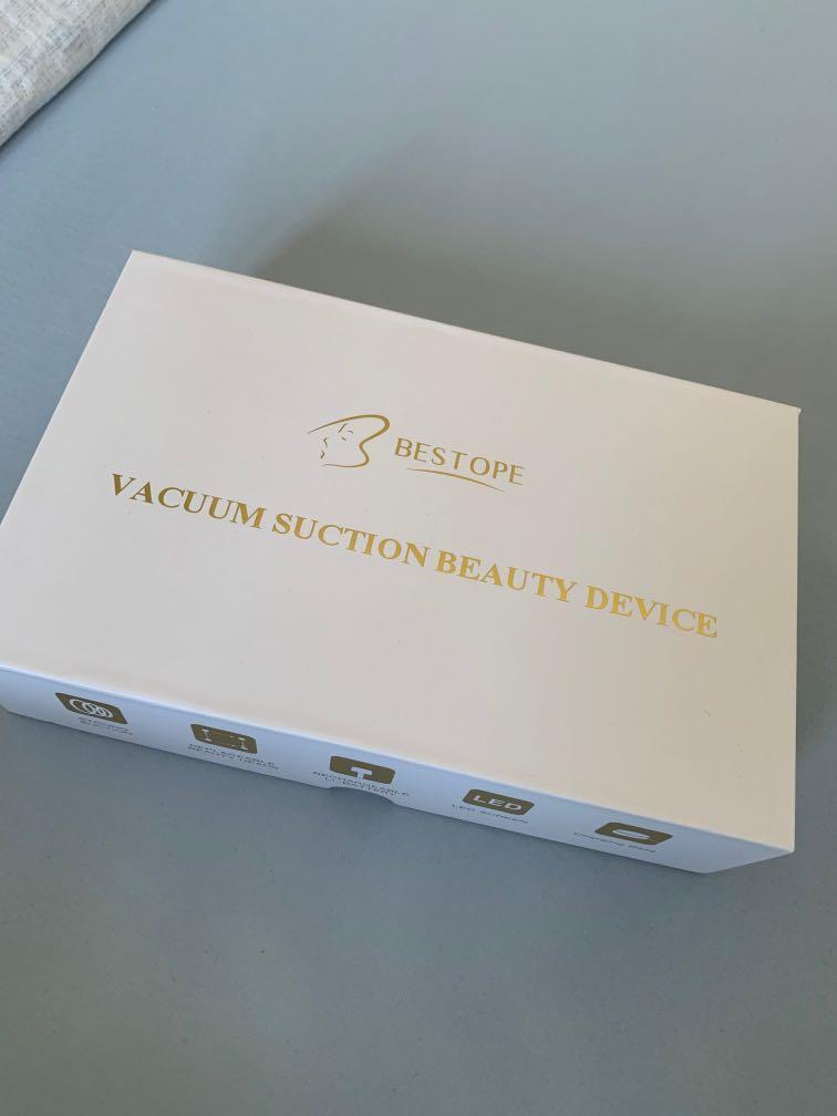 Pore Vacuum Beauty Device