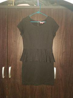 Red Saks Fifth Avenue LBD