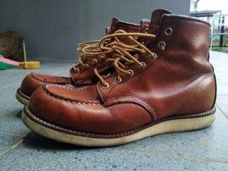 Red wing Redwing 875 size 42,5
