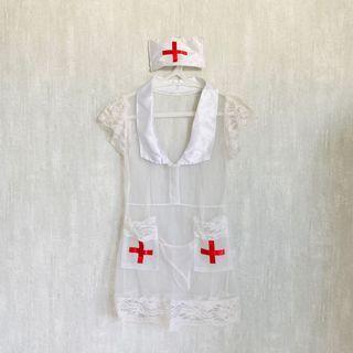 👠代售🧑🏻⚕️薄紗護士服 性感護士服 角色扮演服裝 情趣睡衣