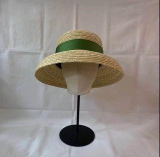 韓國質感造型草編帽