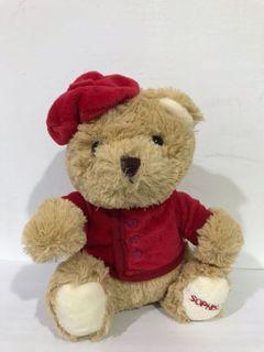 紅帽 泰迪熊 玩偶🧸