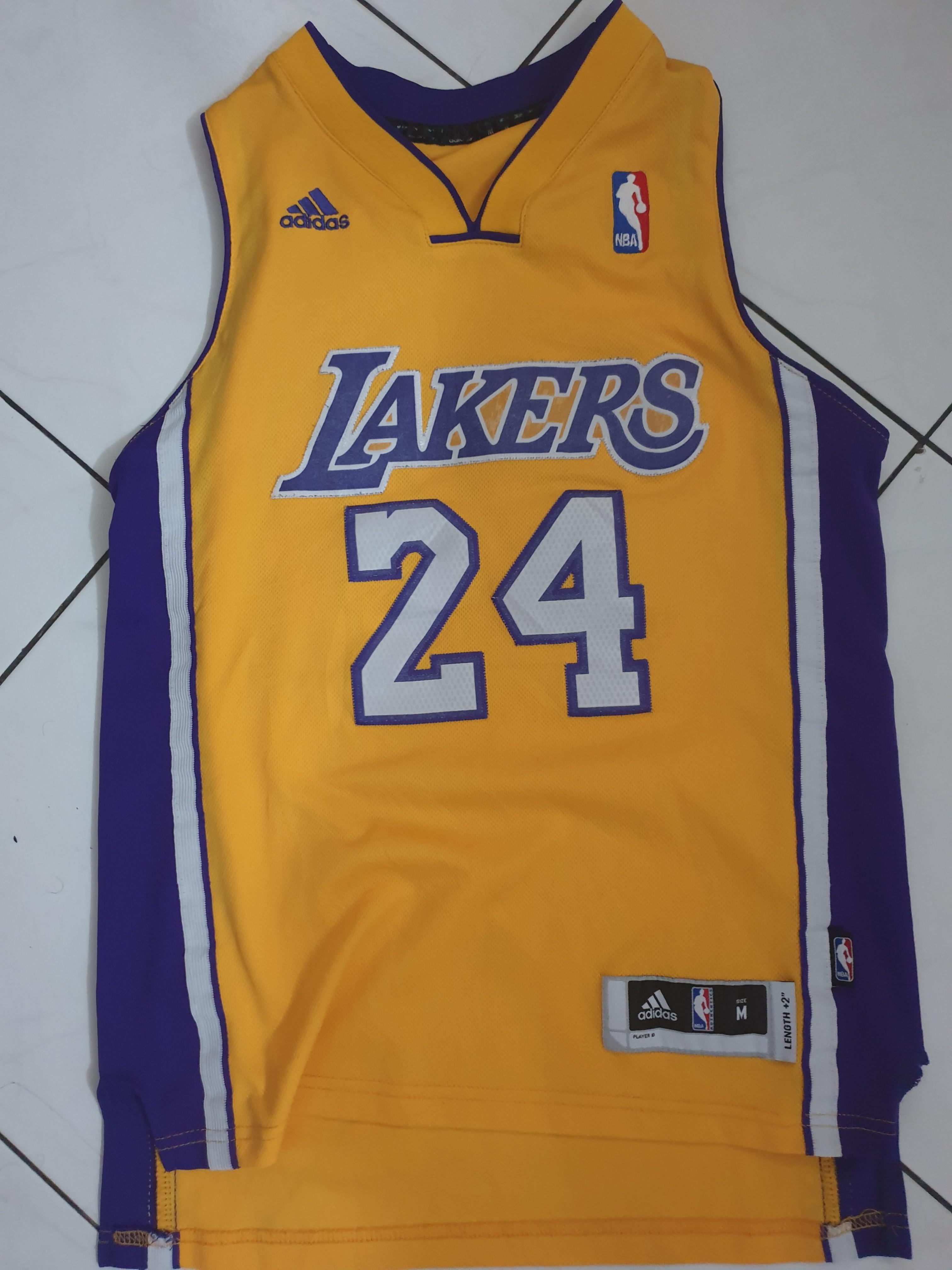 Adidas Kobe Bryant Jersey, Sports, Athletic & Sports Clothing on ...