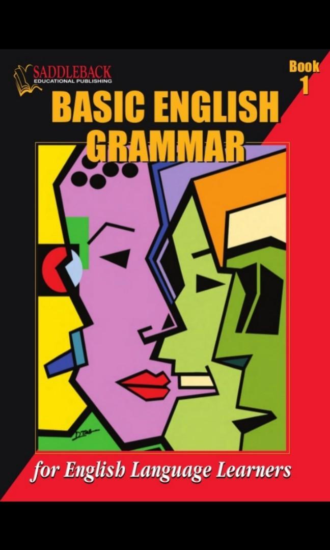 Basic english grammar book 1.