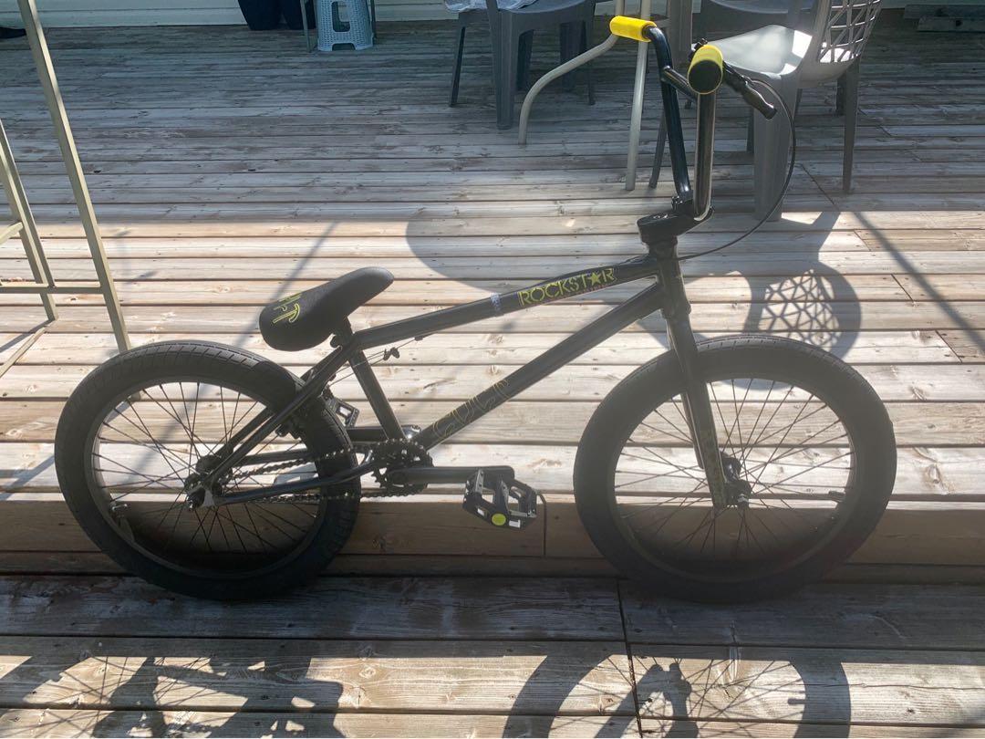 Brand New LIMITED EDITION CULT ROCKSTAR BMX