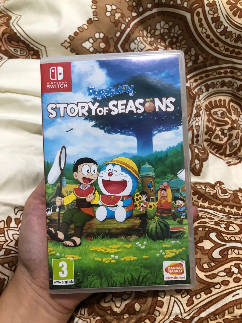 Doraemon Story Of Seasons (Nintendo Switch)