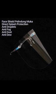 Face Shield Kacamata Nagita