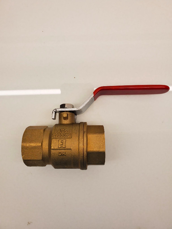 Gate Valve And Ball Valve Brass All Sizes Construction Industrial Construction Building Materials On Carousell