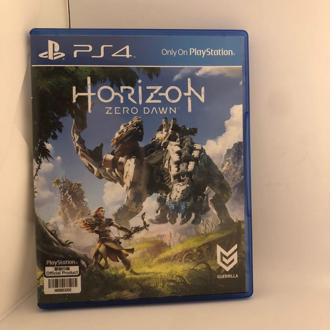 Kaset PS4 - Horizon Zero Dawn