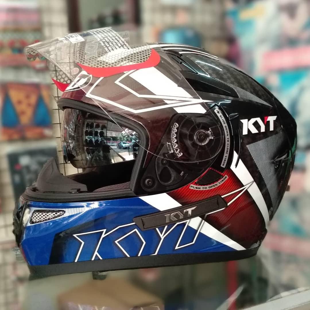 KYT K2 Rider Spotlight