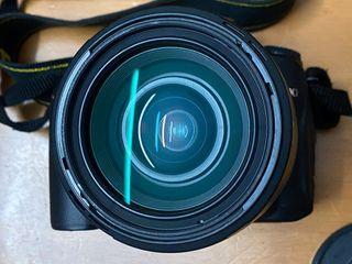 Nikon D90 Body + 原厰mb-d80直倒 + Tamron17-50 2.8 + 原厰電x2 + 充電器 + 副廠快門線 (單反 相機 DSLR)