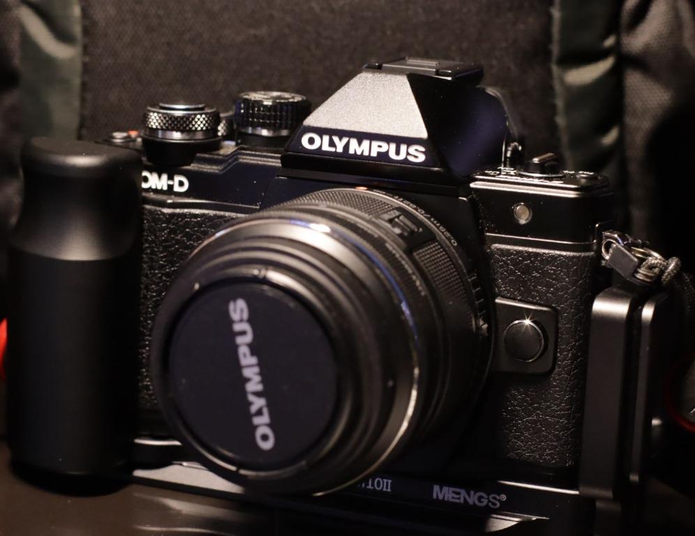 Olympus OMD-EM10 mark ii
