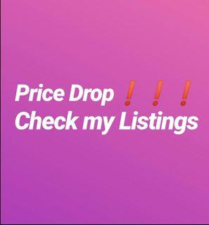 !!!!!Price Drop!!!
