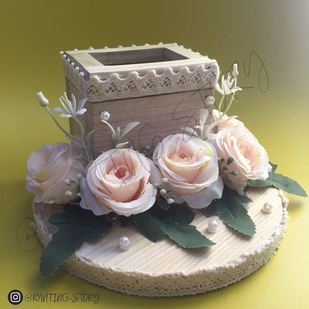 #Bisnisbaru Ring box rustic💍🎁
