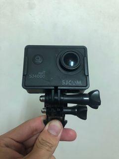 SJCAM行車記錄器 SJ4000 WiFi版