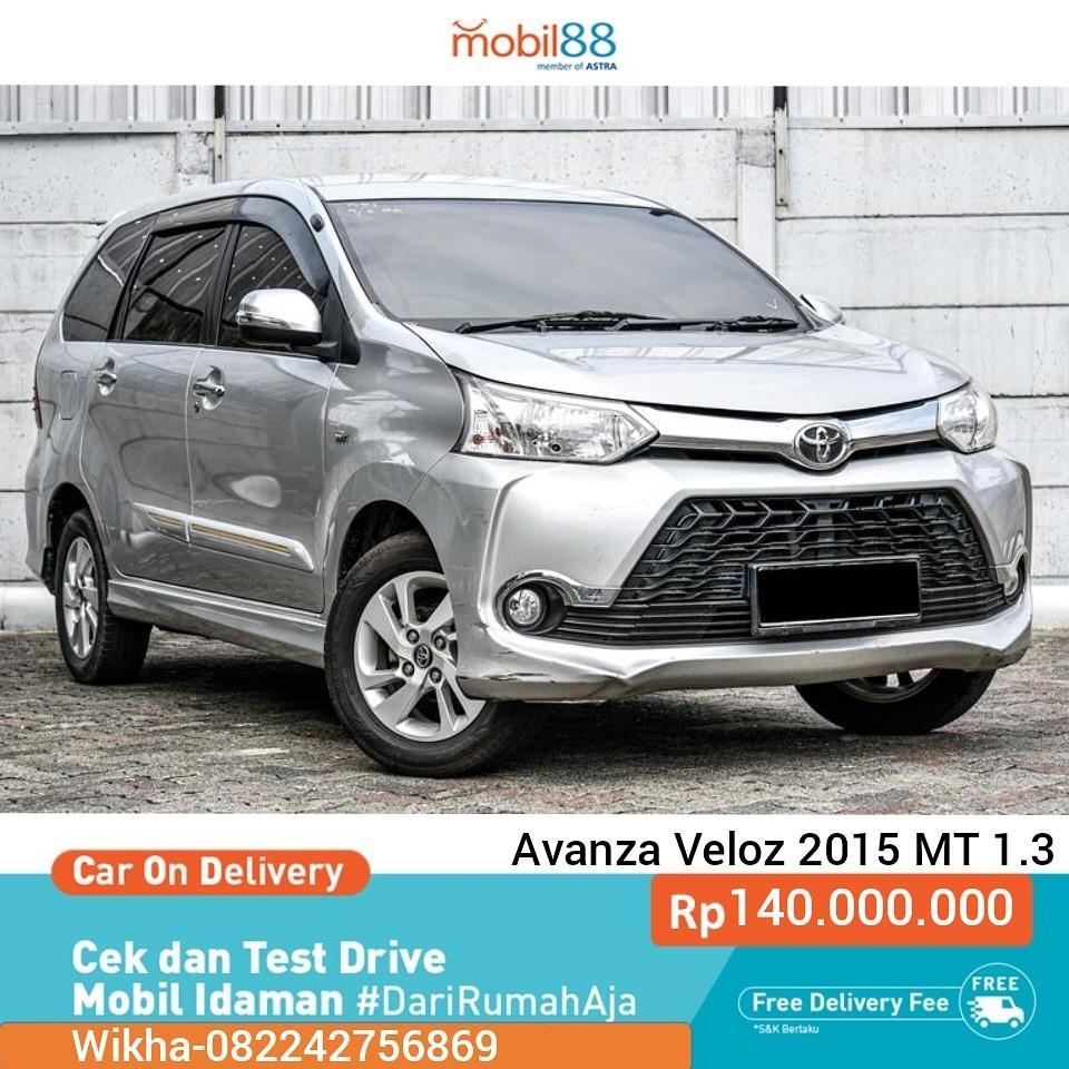 Toyota Avanza Veloz 1.3 MT 2015