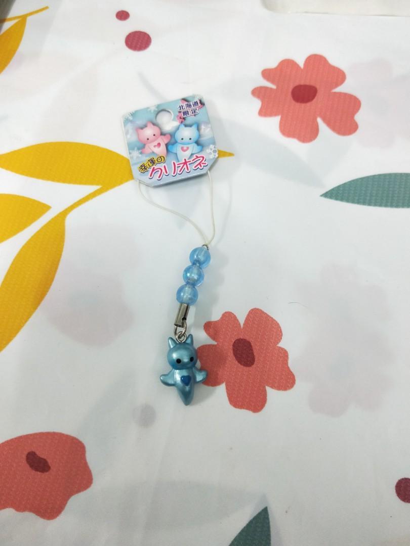 北海道海天使吊飾