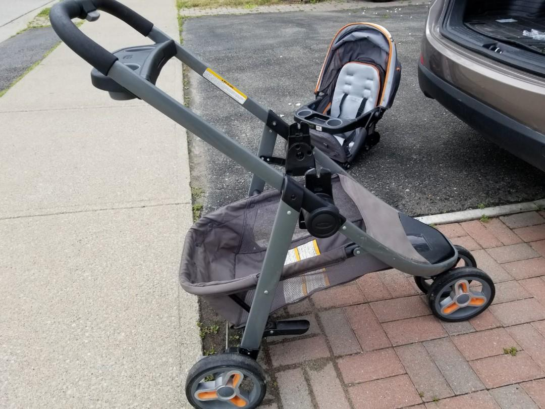 Modes™ Sport Travel System with Snugride® Click Connect™ 35 Infant Car Seat