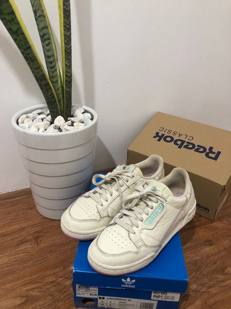Adidas Continental 80 Pastel Pack