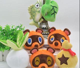 Animal Crossing Plush Toys  - Very cute