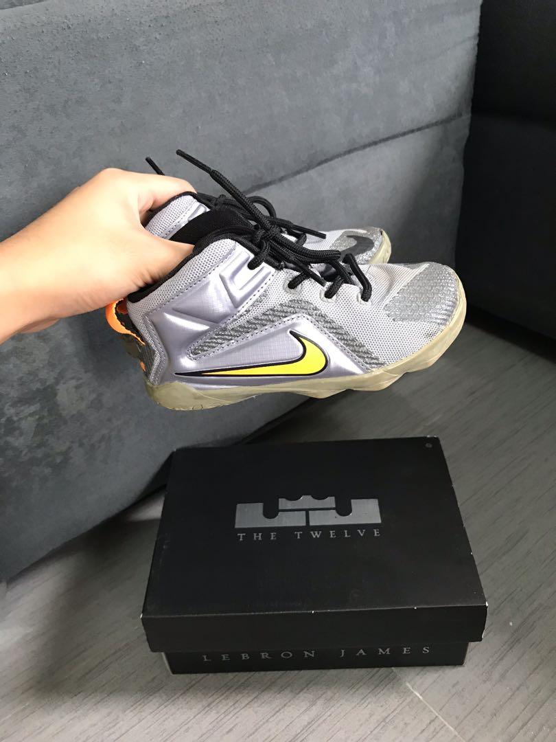 Authentic Nike x Lebron James The