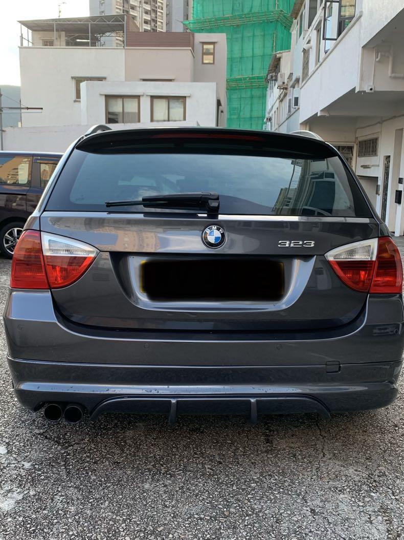 BMW 323i Touring Auto