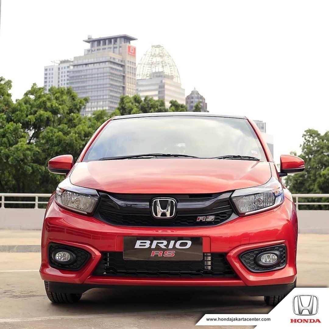 Brio RS cvt 2020