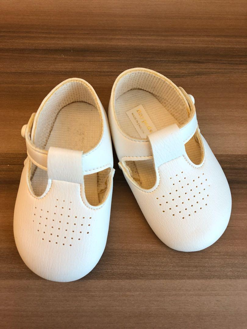 Early Days Baypods Prewalker baby shoes
