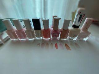 Home manicure set