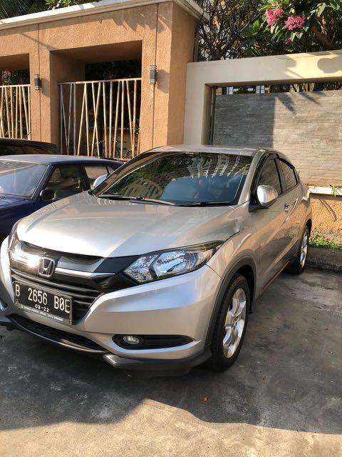 Honda HRV E cvt 2017 pribadi nomor genap