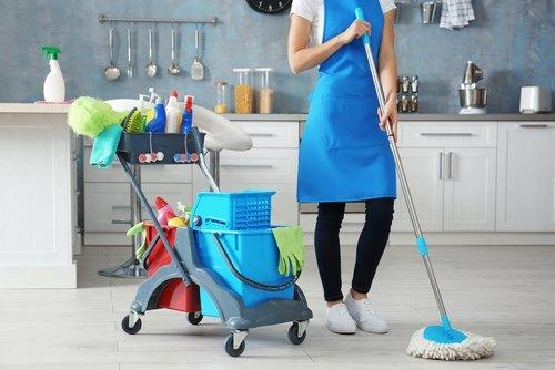 Housekeeper (Full time, part time)