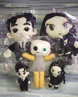 It's Okay To not Be Okay Mun Yeong and Gang Tae Dolls and Keychains