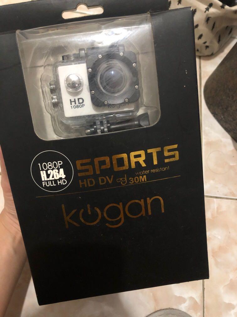 Kogan Sports Camera Full HD