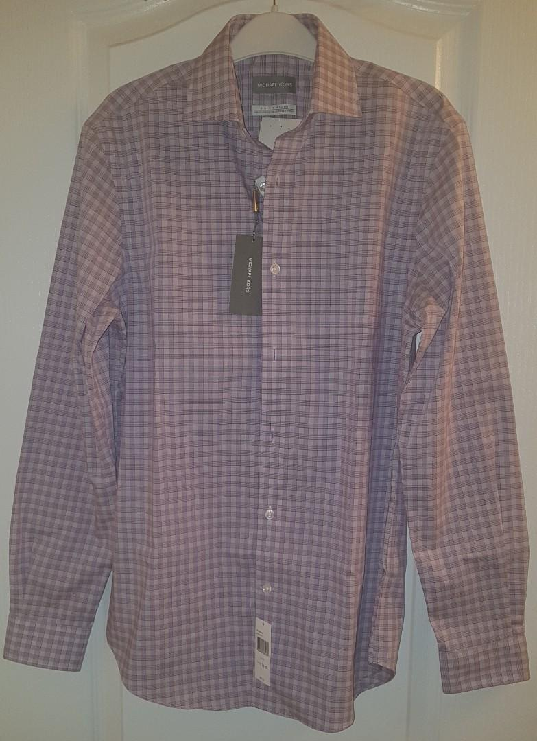 Michael Kors Dress Shirt - Mens (Size: Small)