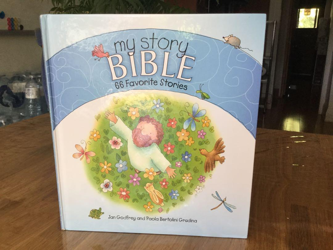 My Story Bible. For kids-$10