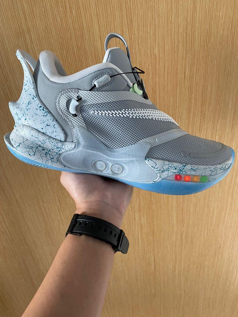 Nike Adapt Bb 2 0 Mag Men S Fashion Footwear Sneakers On Carousell