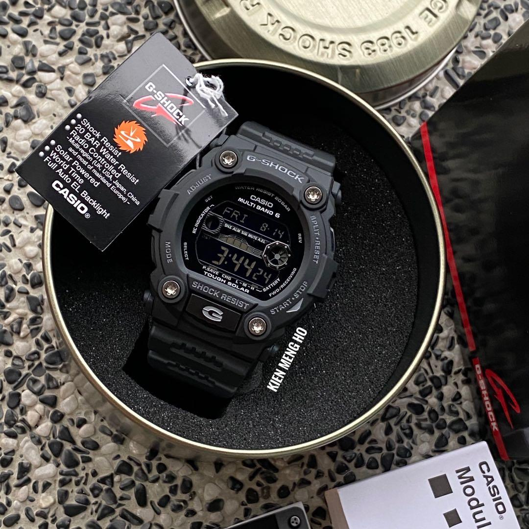 Rare Brand New And Authentic Gw 7900b 1 With Tough Solar And Multband 6