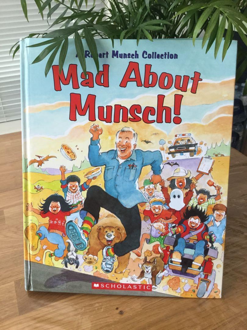 Robert Munsch book of  7 stories in one
