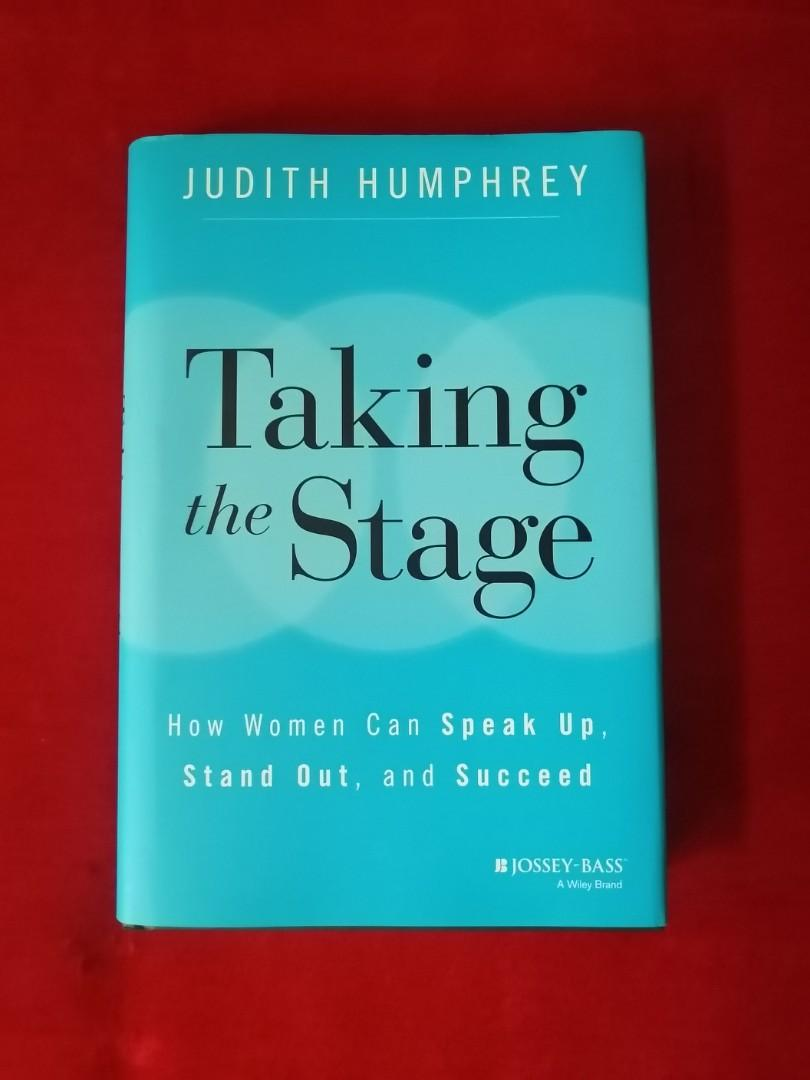 Taking The Stage book