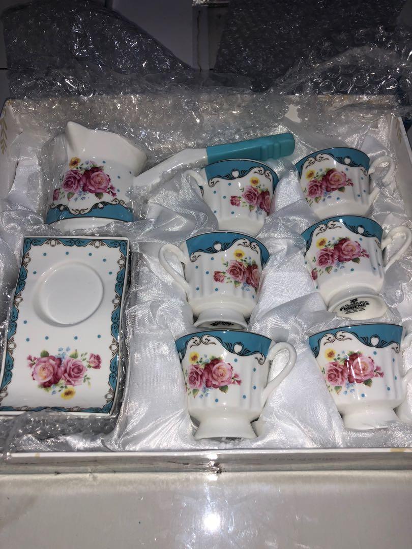 Tea set florenza NEW