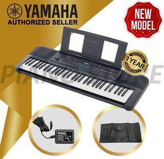 The Pianist Studio - Yamaha PSR-E273 61 Keys Portable Keyboard Piano with Keyboard Bag Singapore Sale