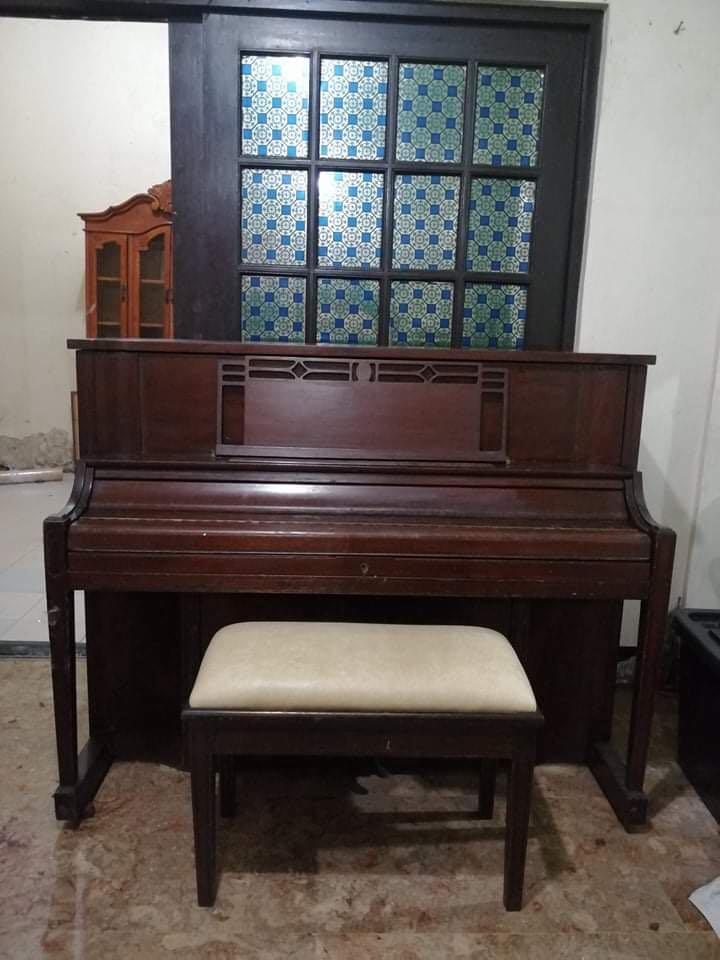 Trebel Upright Piano Vertil Premium