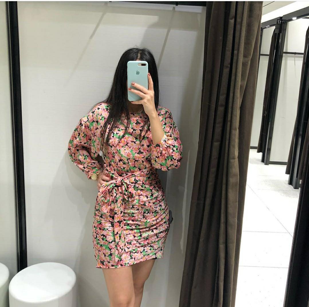 Zara Draped Dress Super Sale Women S Fashion Clothes Dresses Skirts On Carousell