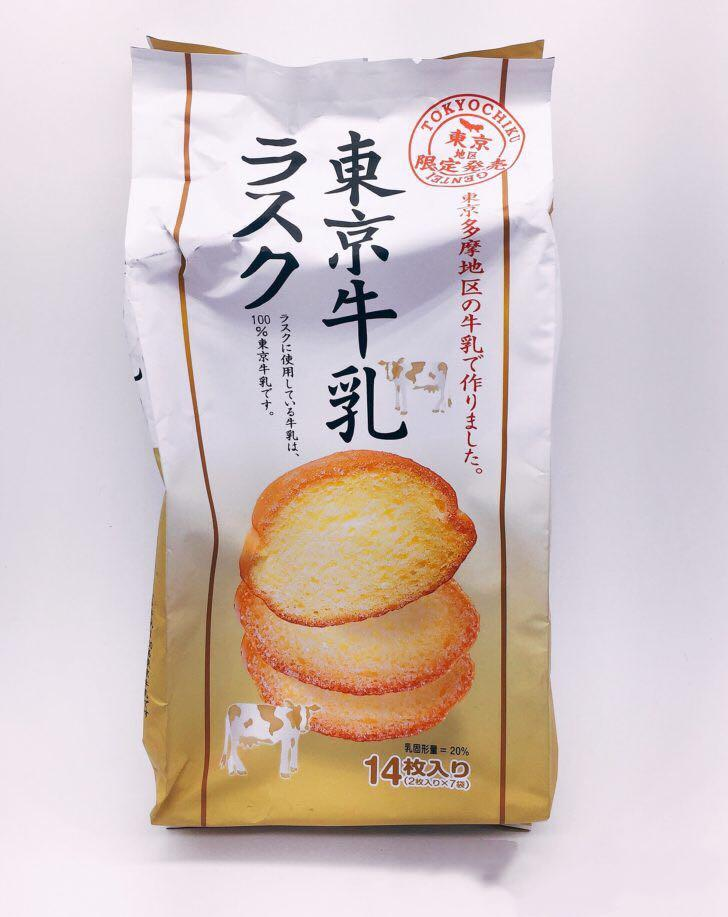 (日本預購)超人氣東京牛乳吐司餅乾