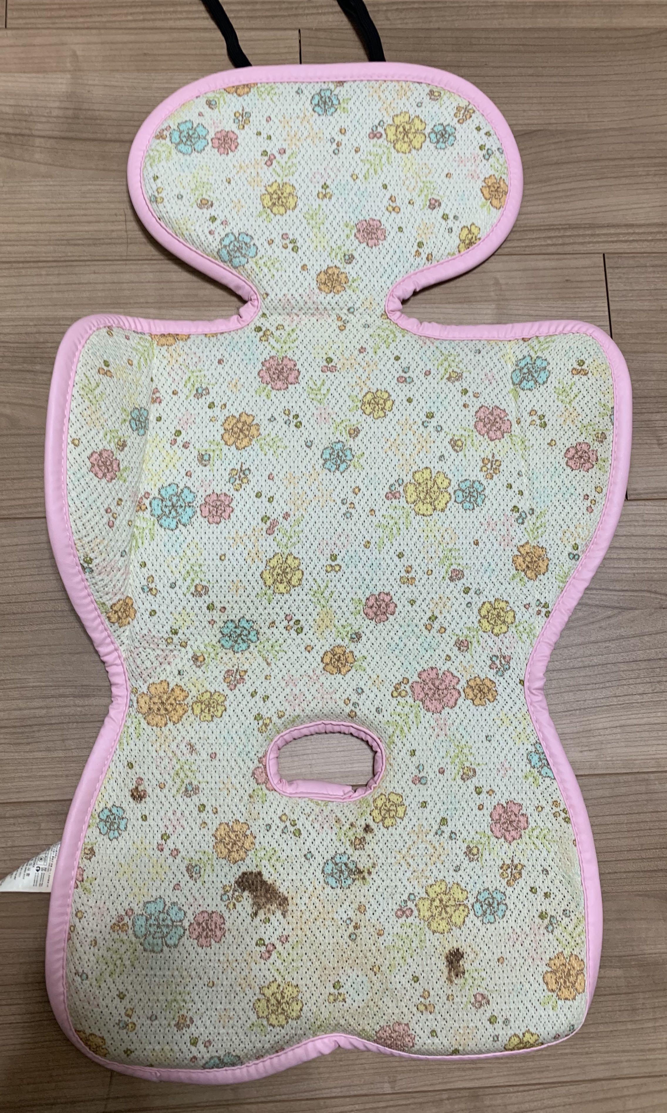 免費贈送-嬰兒透氣座墊 可用於推車或汽座